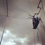 OMG! To Do List Rupert did flying trapeze today! 15