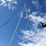 OMG! To Do List Rupert did flying trapeze today! 11