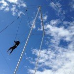 OMG! To Do List Rupert did flying trapeze today! 13