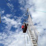 OMG! To Do List Rupert did flying trapeze today! 9