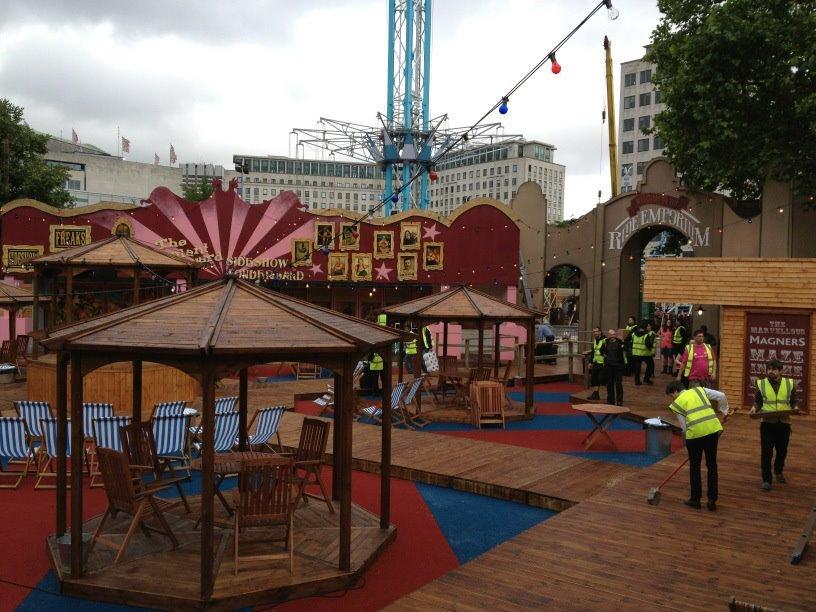 London Wonderground   Southbank Centre   May 8 - September 30 1