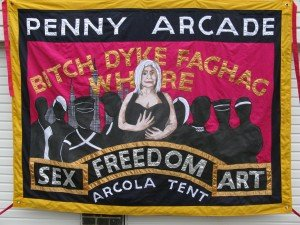 NYC Cult Superstar Penny Arcade - Win tickets for tonight! 1