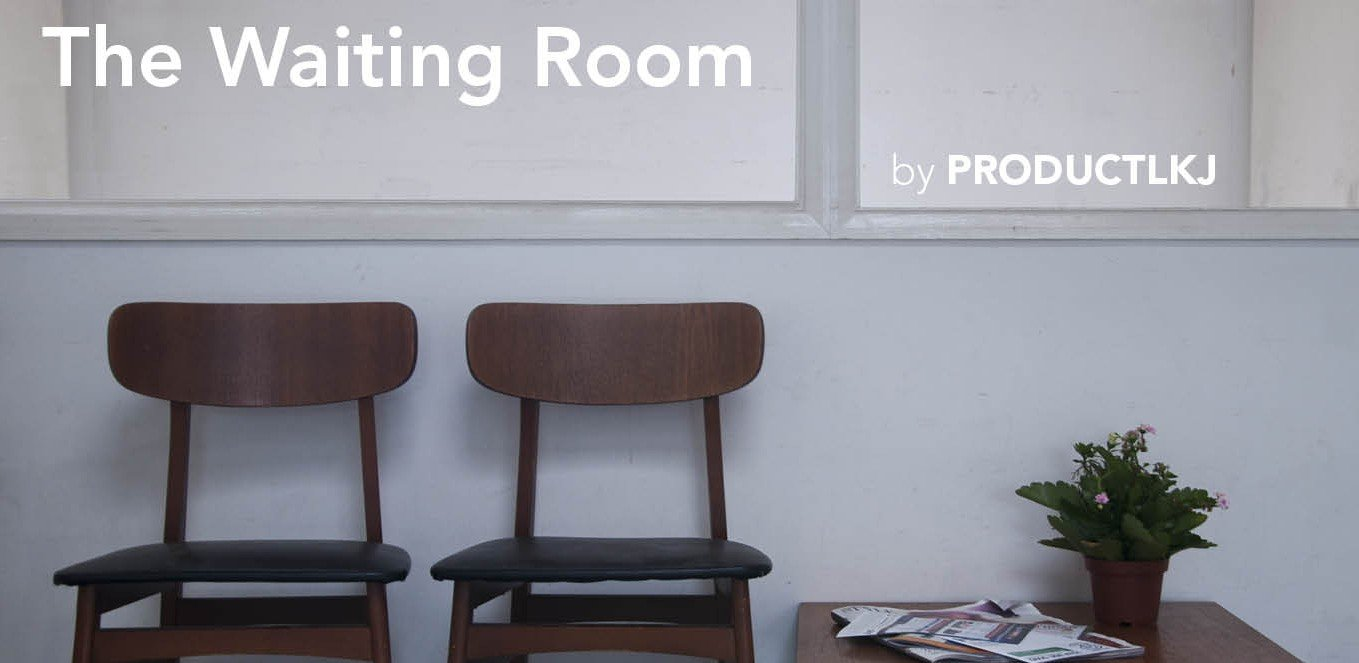 The Waiting Room free QR code interactive show