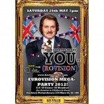 Eurovision Events in London - the Weird Ones. 4