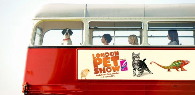 London Pet Show this weekend - 20% Off Tickets