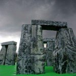 Fancy a bounce on Stonehenge? Sacrilege is coming!