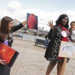 Soapbox Science - UK's top female academics take science to the street