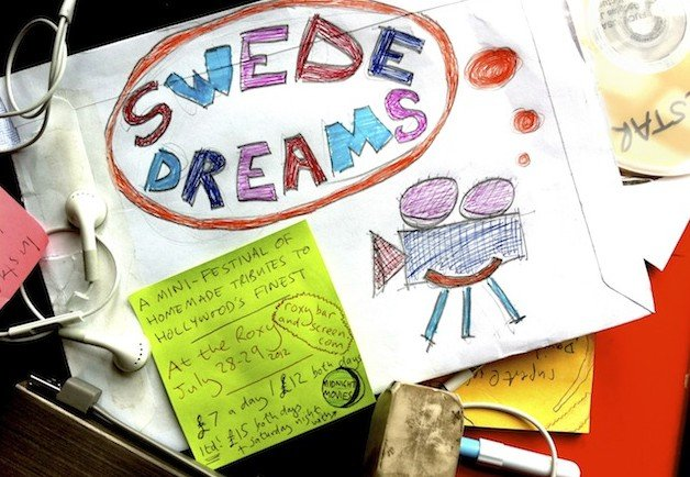 Swede Dreams - lo-fi remake festival at Roxy Bar & Screen