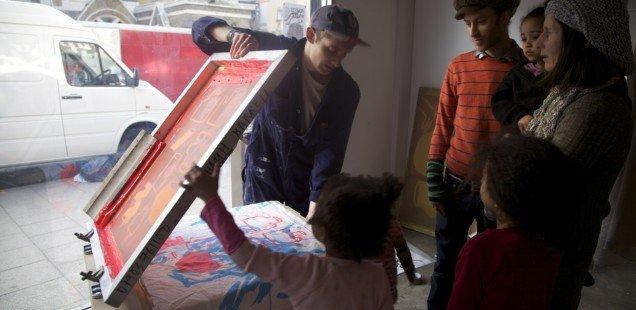 Gallery Closed Studio Open - part of Deptford X 2012 1