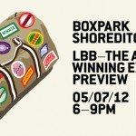 The Art of Winning - Tonight! - FREE exhibition preview, live music & drink at Boxpark 1