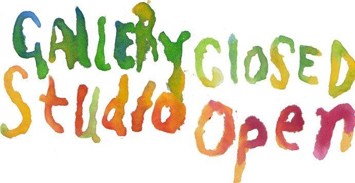 Gallery Closed Studio Open - part of Deptford X 2012