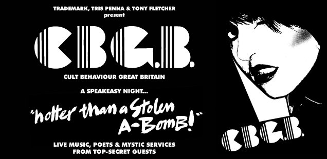 cbG.B.s - London's Hottest Speakeasy - Entry £5 + wink