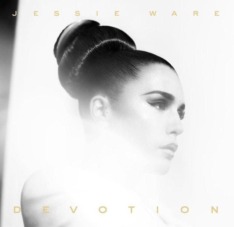 """Jessie Ware """"Devotion"""" Live Album Cover Art"""