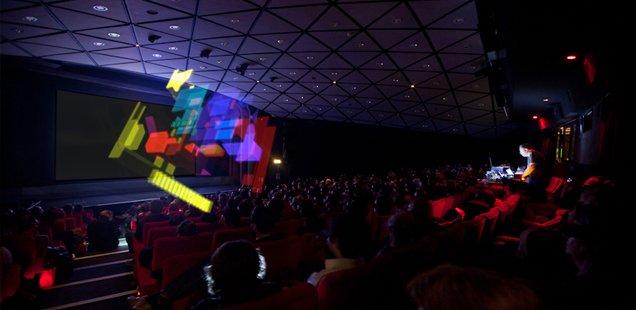 Free 3D Film Masterclass with Stuart Warren-Hill at BFI