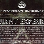 Virulent Experience - immersive theatre experience at Conway Hall