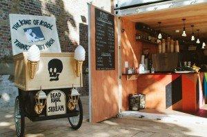 MVMNT Pop-up Café, Greenwich 2