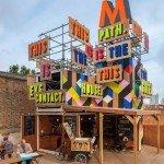 MVMNT Pop-up Café, Greenwich 10