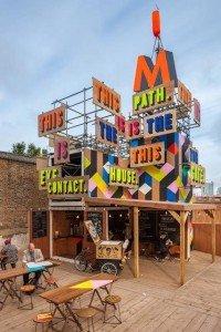 MVMNT Pop-up Café, Greenwich 1