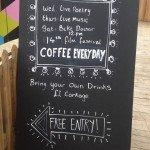 MVMNT Pop-up Café, Greenwich 14