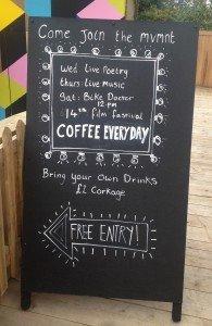MVMNT Pop-up Café, Greenwich 3