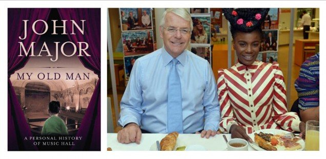 John Major the Showgirl - Tonight at Leicester Square Theatre