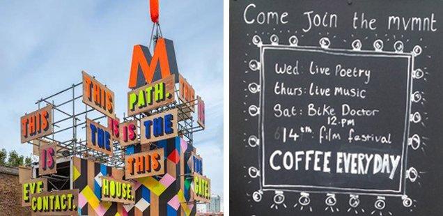 MVMNT Pop-up Café, Greenwich