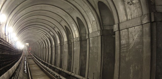 Live Folk & Gypsy Music in Thames Tunnel Shaft