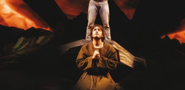 Damned By Despair @ National Theatre - £12 Tickets & Free Drink Offer