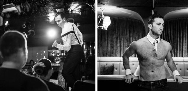 Boylexe - Male Burlesque - Half-Price Ticket Offer from £7.50
