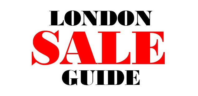 London Sale Guide - Save £££