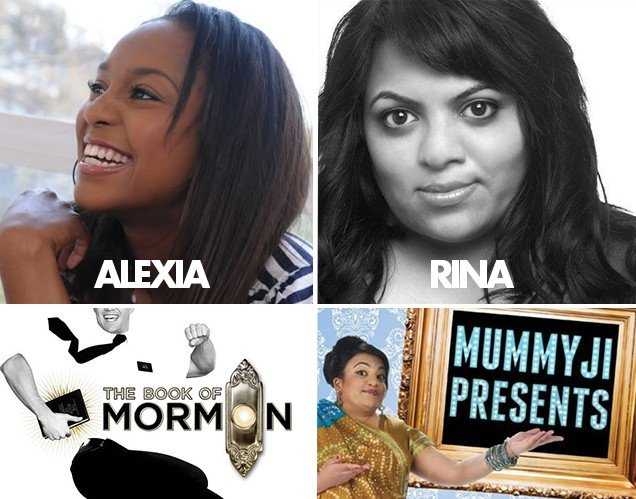 Hackney Panto Queens: Alexia Khadime (The Book of Mormon) & Rina Fatania (aka MummyJi) talk London & Hackney Panto