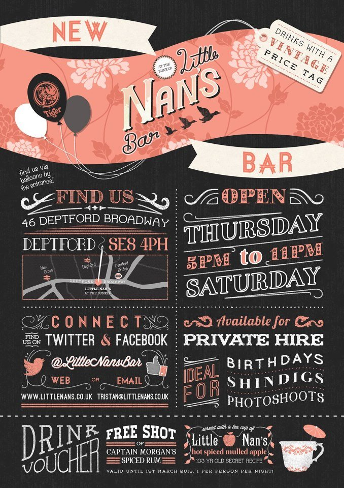 little nan's bar deptford