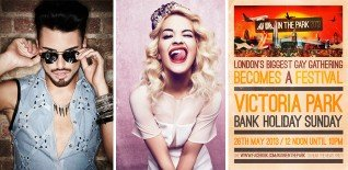 Rylan & Rita Ora - As One in the Park