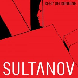 sultanov-keep-on-running-cover