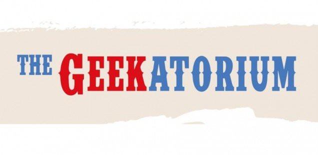 L'interview Geektastique! Paul Gannon talks Geekatorium