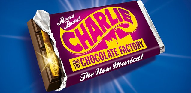 Charlie and The Chocolate Factory - Picture Special