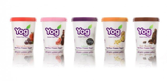 YOG Store - Free Frozen Yogurt Today in Exmouth Market
