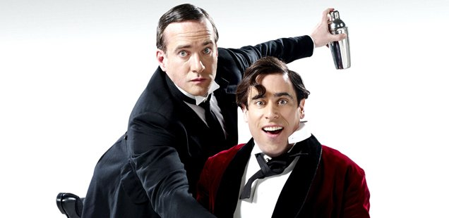 Jeeves and Wooster announced in the West End with Stephen Mangan