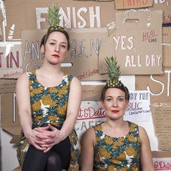 Edinburgh Fringe 2013 - Hunt & Darton