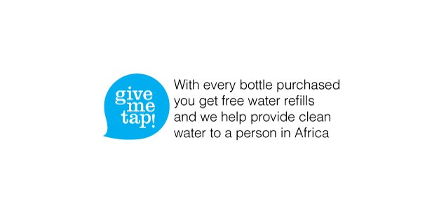 Free London Water Map - Help people, forget plastic with GiveMeTap