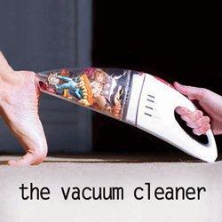 Edinburgh Fringe 2013 - Vacuum Cleaner