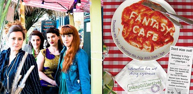 Fantasy Cafe in Waterloo - Immersive Experience in Waterloo