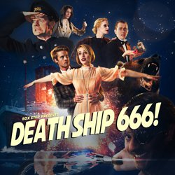 Death Ship 666