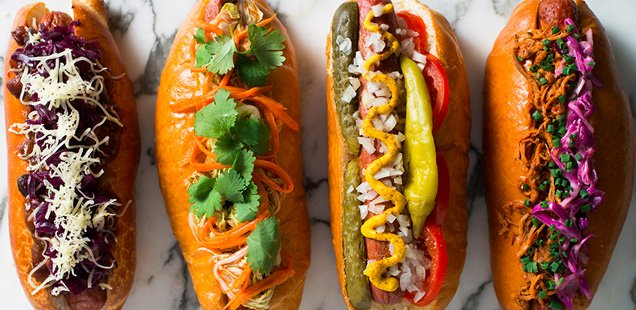 Top 5 Hot Dogs & Bratwurst in London - Updated 1