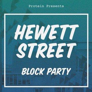 London To Do List - Hewett Street
