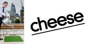 Cheese - A Bicycle-powered Site-specific Theatre show... In a Giant Cheese!