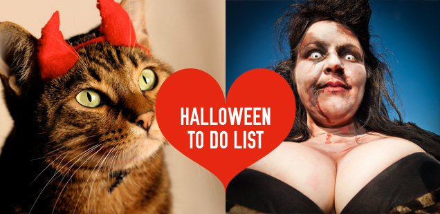 Have A Horrific London Halloween with our Spooky To Do List