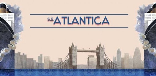 London To Do List - SS Atlantica