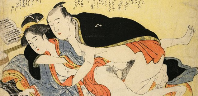 London To Do List - Shunga