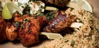 Bored of Burgers? Try Gallus - Empire of Chicken